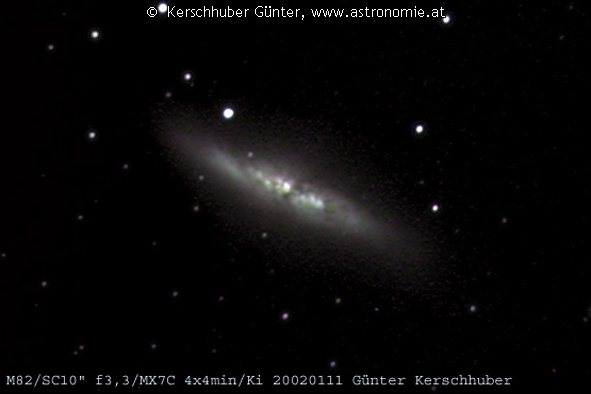 NGC-3034 © image-owner(s)