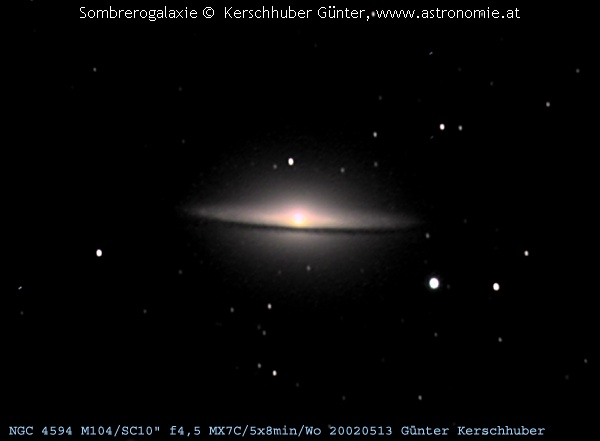 NGC-4594 © image-owner(s)