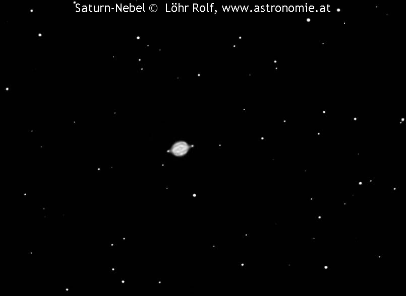 NGC-Saturn-Nebel © image-owner(s)