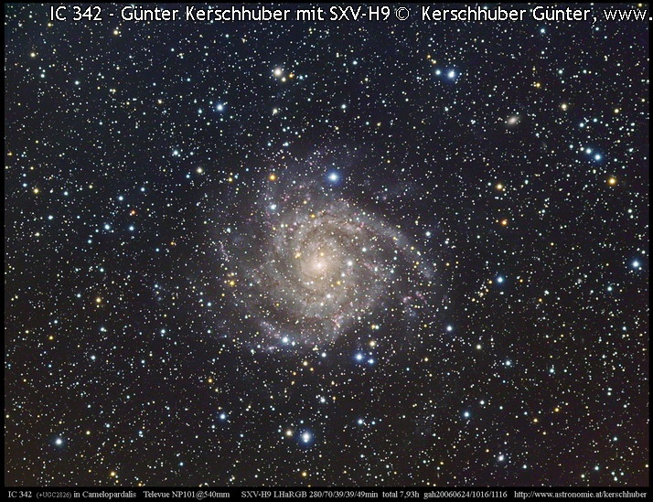 -IC 342 - Günter Kers © image-owner(s)