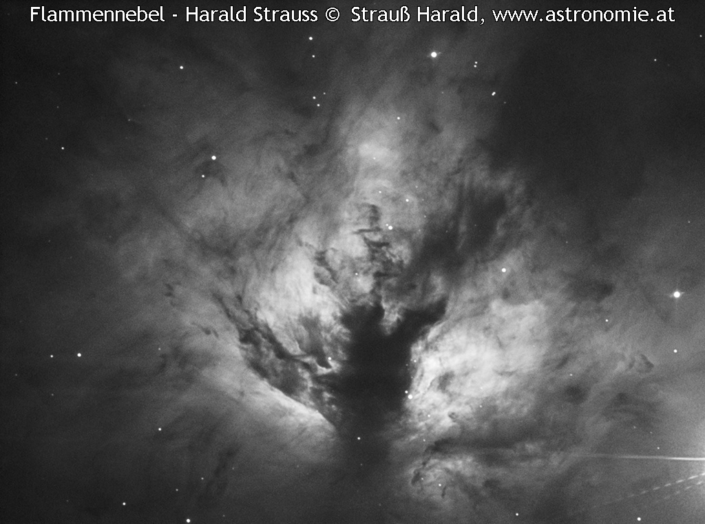 NGC-Flammennebel - Haral © image-owner(s)