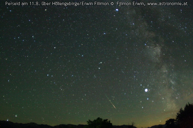-Perseid am 11.8. übe © image-owner(s)
