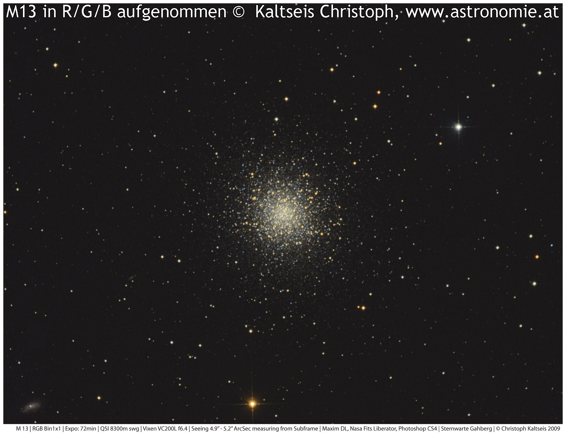 M-M13 in RGB © image-owner(s)