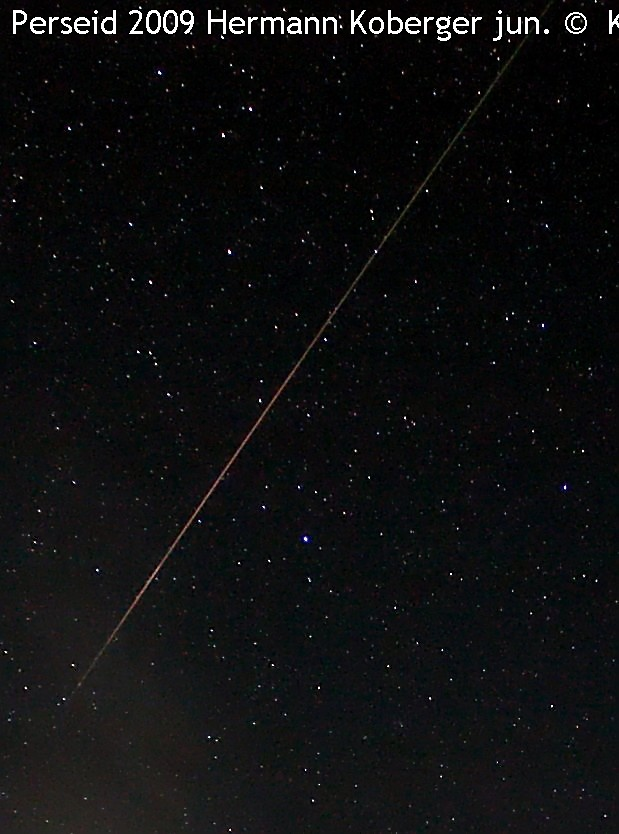 -Perseid 2009 © image-owner(s)