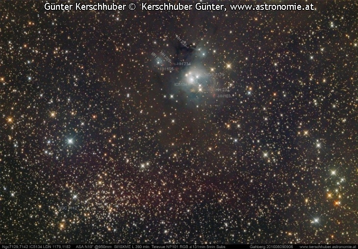 NGC-Ngc7129,7142 IC5134  © image-owner(s)