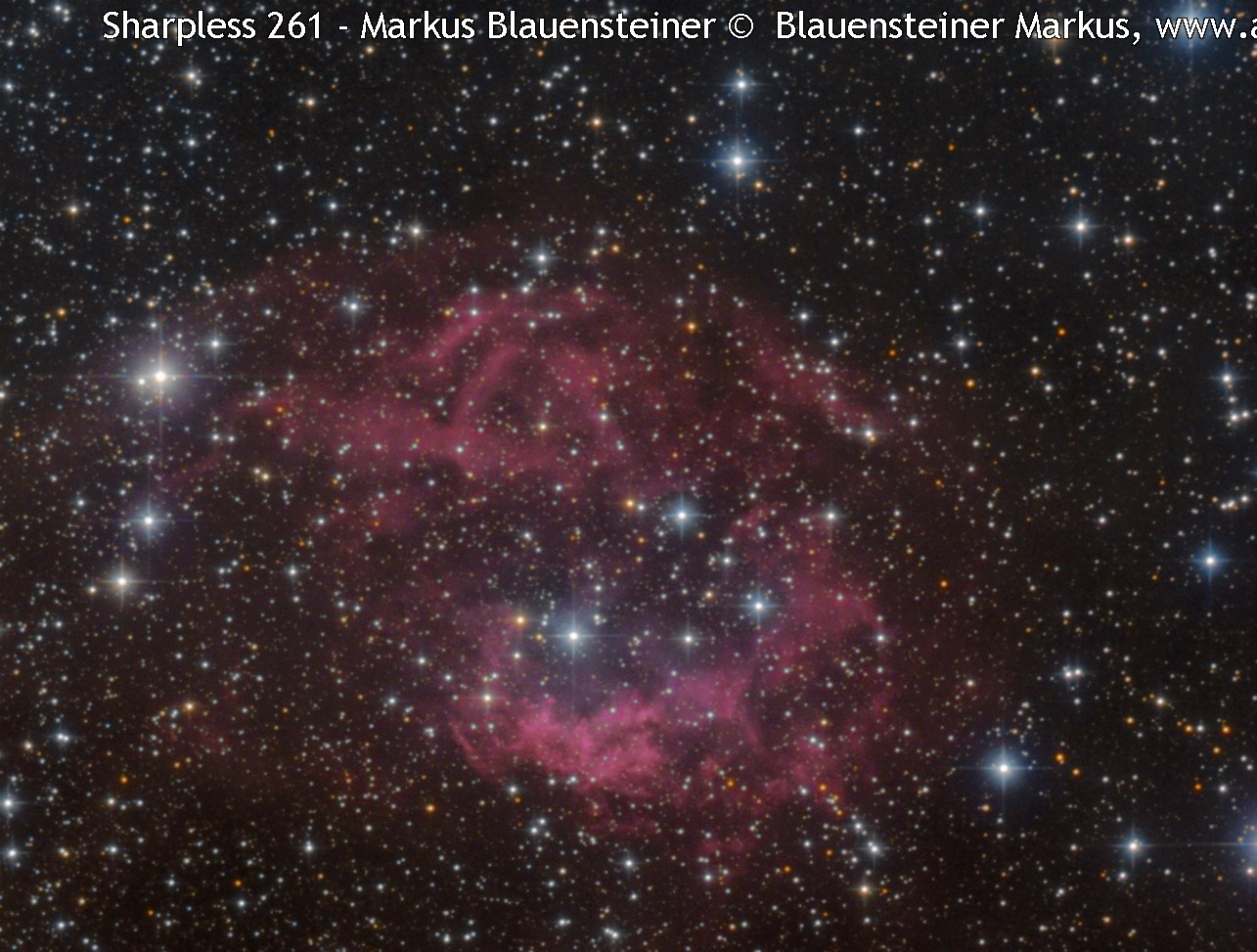 Sharpless-Sharpless 261 © image-owner(s)
