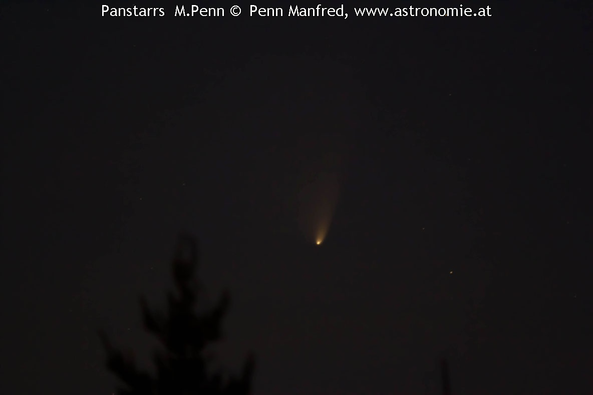 Solar System-Panstarrs Manfred Pe © image-owner(s)