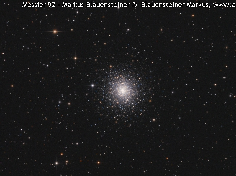 M-Messier 92 © image-owner(s)