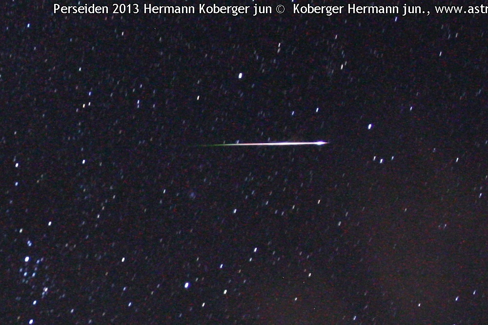 Solar System-Perseid 2013 © image-owner(s)