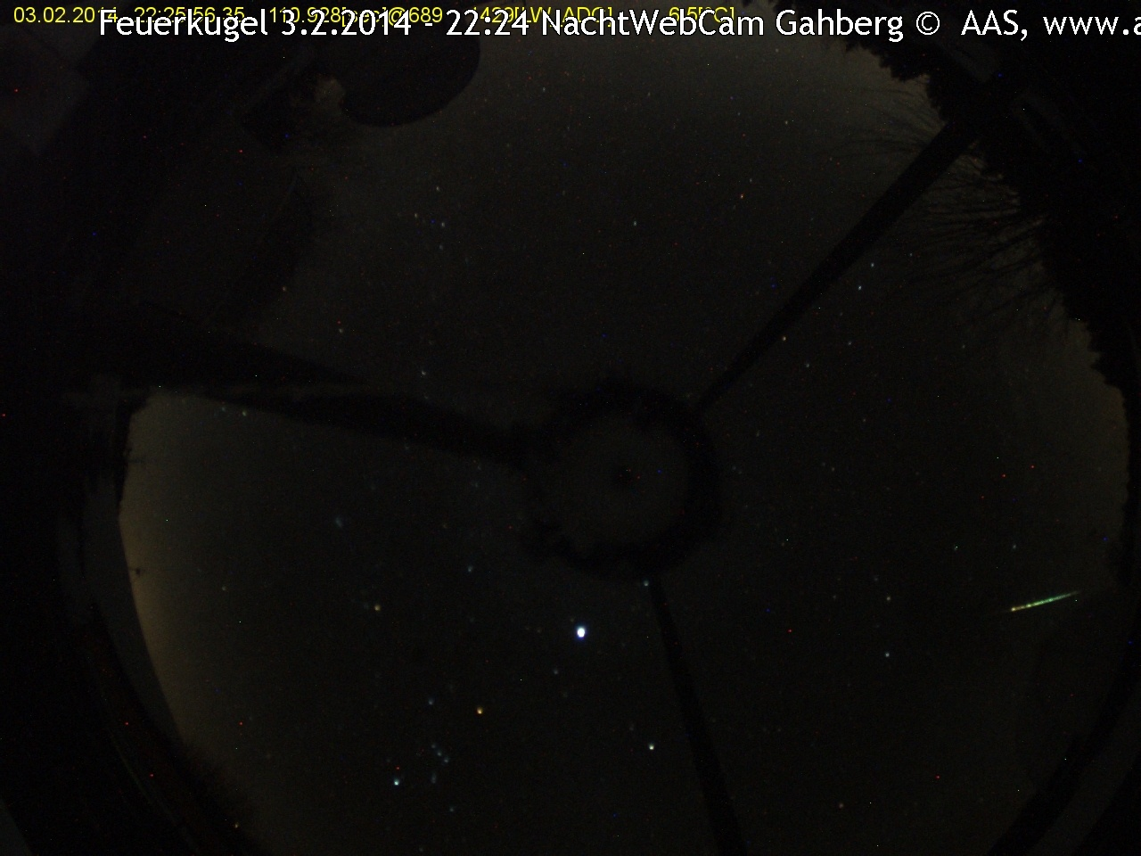 Solar System-FK 3.2.2014 WebCam © image-owner(s)