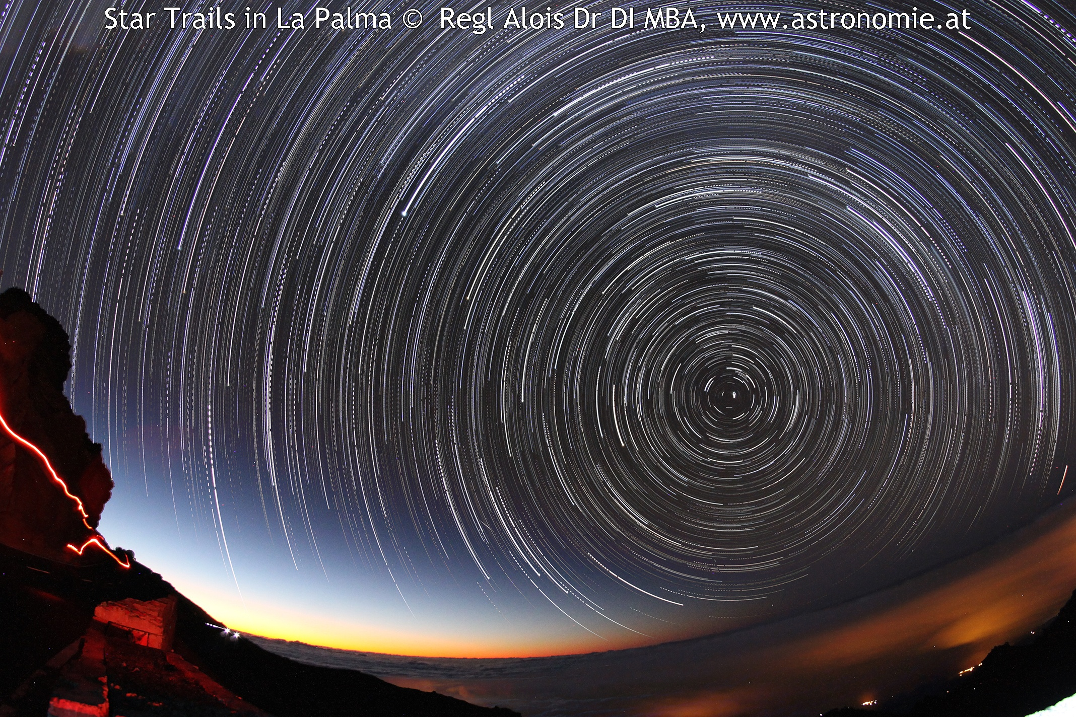 -Star trails © image-owner(s)