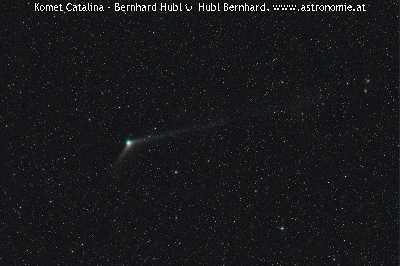 Solar System-Comet Catalina © image-owner(s)