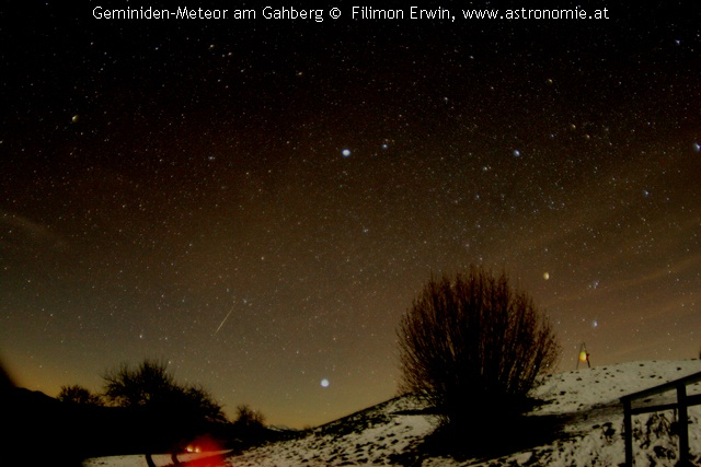 Solar System Geminid, Hits: 2878 © image-owner