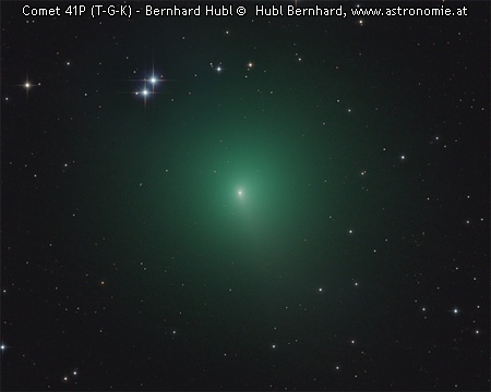 Solar System Comet 41P (T-G-K), Hits: 298 © image-owner (scaled: 450x360)