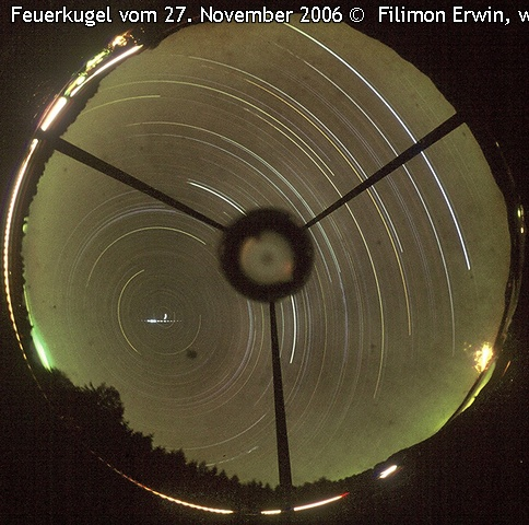Solar System Feuerkugel 27.11.06, Hits: 3993 © image-owner (scaled: 484x480)
