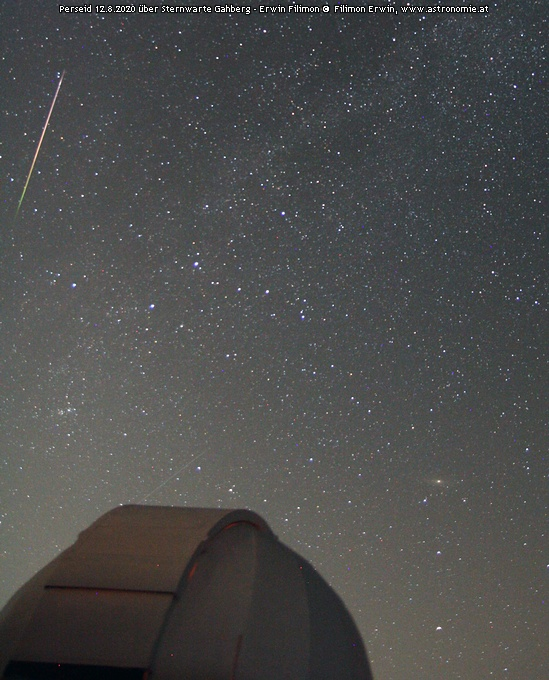 Perseid 0051 , Hits: 110 © image-owner (scaled: 549x680)