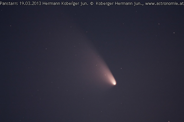 Solar System Panstarrs19032013b, Hits: 1937 © image-owner (scaled: 640x427)