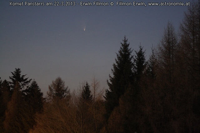 Solar System Panstarrs 22.3.2013b, Hits: 1918 © image-owner (scaled: 640x427)
