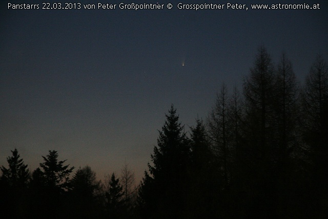 Solar System Panstarrs 22.03.2013, Hits: 1030 © image-owner (scaled: 640x427)