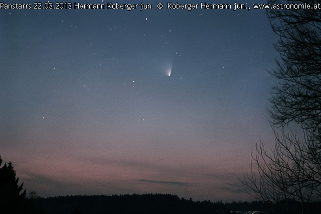 Solar System Panstarrs-22032013, Hits: 1324 © image-owner (scaled: 640x427)