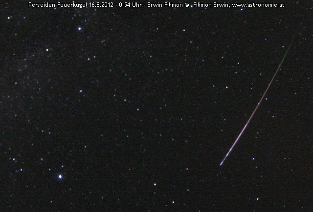 Solar System Perseid 16.8. - 0h54, Hits: 271 © image-owner (scaled: 640x434)