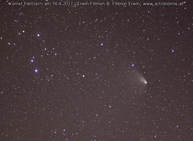 Solar System Panstarrs 14042013-a, Hits: 1927 © image-owner (scaled: 640x466)