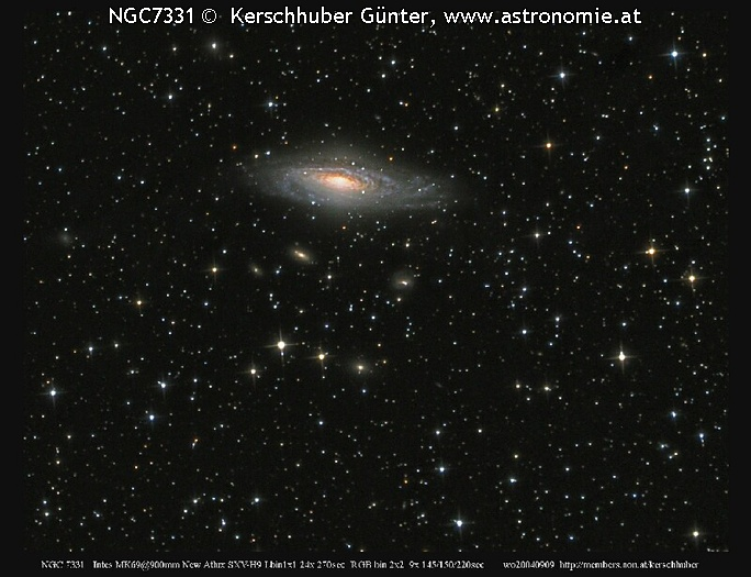 NGC-7331 © image-owner(s)