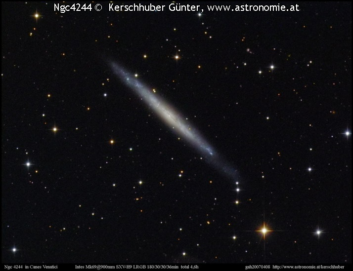 -Ngc4244 © image-owner(s)