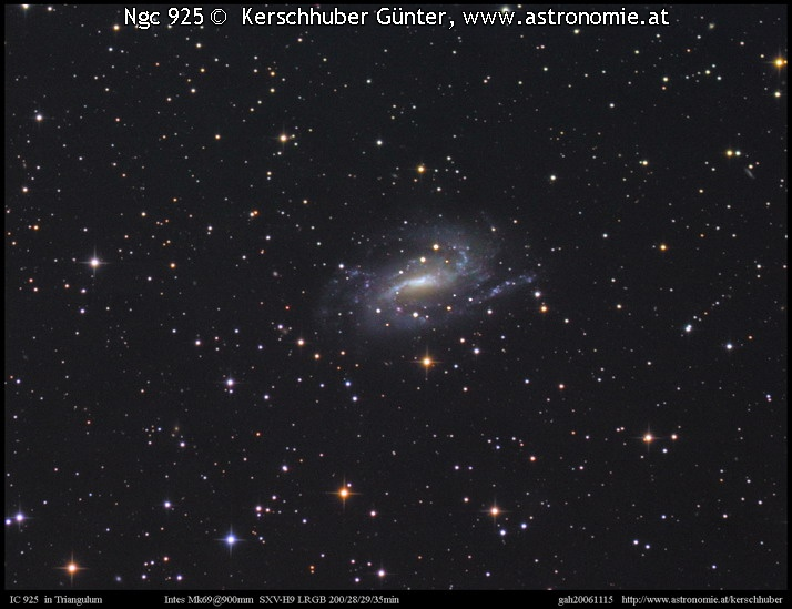 -Ngc 925 © image-owner(s)