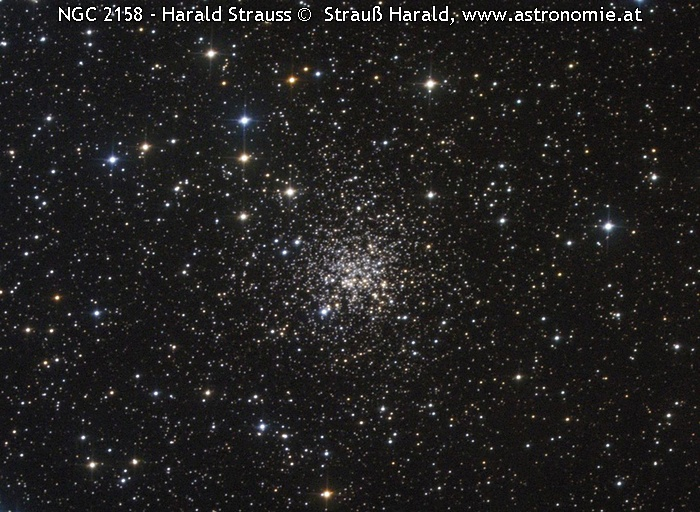 NGC-NGC 2158 - Harald St © image-owner(s)
