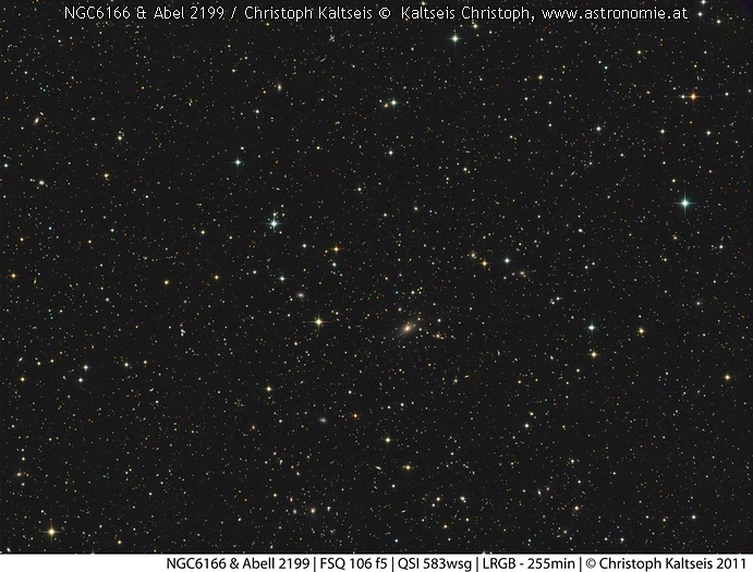 NGC-NGC6166 & Abell 2199 © image-owner(s)