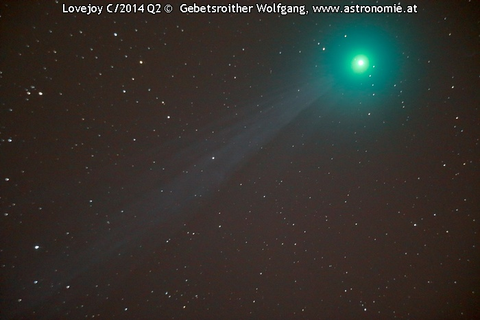 -Komet Lovejoy C/2014 © image-owner(s)