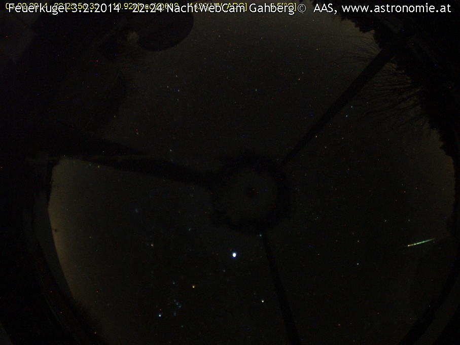 Solar System FK 3.2.2014 WebCam, Hits: 1862 © image-owner (scaled: 907x680)